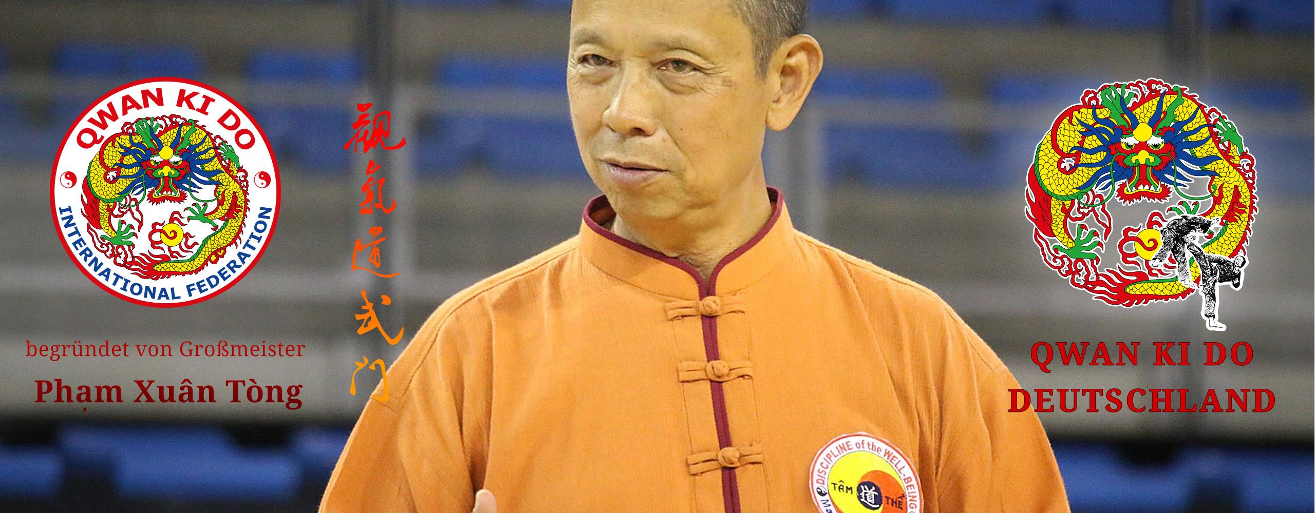 Qwan Ki Do Header